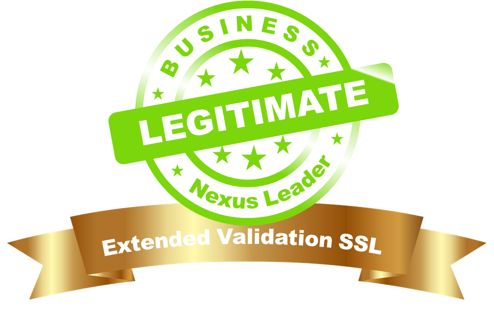 Business Legitimate Premium (EV) SSL Certificates NexusLeader India